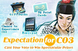Cast Your Votes to Win Spectacular Rewards!